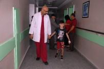 ESTETIK - 10 Yaşındaki Çocuğun Bacağı Kesilmekten Kurtarıldı