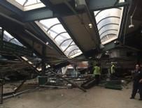 LEON - ABD'de tren kazası