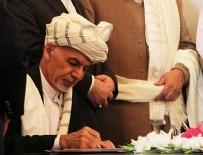 SOVYETLER BIRLIĞI - Afganistan'da barış anlaşması