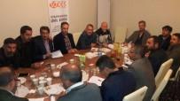 SİVİL TOPLUM - Ağrı Kardeşlik Ve Dayanışma Platformu Kuruldu