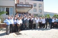 İL GENEL MECLİSİ - AK Parti'li Durmuşoğlu Açıklaması 'Osmaniye'yi Bölgenin Parlayan Yıldızı Yapacağız'