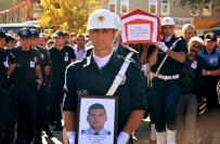 CENGIZ AYDOĞDU - Aksaraylı Şehit Polis Son Yolculuğuna Uğurlandı