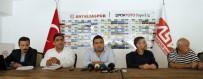 KULÜP BAŞKANI - Antalyaspor'a 2 Dönem Transfer Yasağı