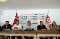MALİ MÜŞAVİR - Antalyaspor'un Toplam Borcu 189 Milyon TL