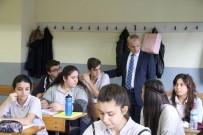 ÖĞRETMEN - Bartın Valisi Dirim'den Okul Ziyareti