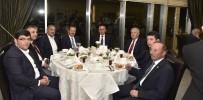 GRUP BAŞKANVEKİLİ - Başkan Gökçek, Meclis Üyeleriyle Bir Araya Geldi