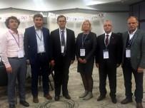 ULUSLARARASI - Başkan Kayda, 7.Uluslararası Jeoparklar Konferansına Katıldı