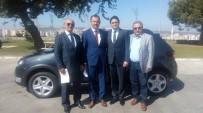 Bayramören Belediyesi'ne İzmir'den Hediye Araç