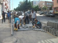 SICAK ASFALT - Beyşehir'de Dış Mahallelere 2,5 Milyon Adet Kilitli Parke Döşendi