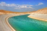 CEYLANPINAR - Ceylanpınar Ovaları Cazibe Sulaması 1. Kısım Şebeke İkmali Yapım İşi'nin Sözleşmesi İmzalandı