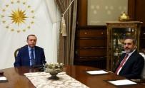 MIT MÜSTEŞARı - Cumhurbaşkanı Erdoğan MİT Müsteşarı'nı kabul etti