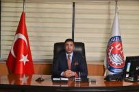 İHRACATÇILAR - Denizli Ticaret Odası'nda Yönetim Kurulu Başkanı Erdoğan