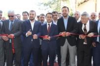AHMET SOLEY - Derinkuyu Entegre Hastanesi Hizmete Açıldı