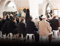 OSMAN ÜNLÜ - Diyanet: Sandalyede oturarak namaz kılınmaz