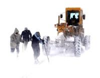 HAVA SICAKLIĞI - Doğu'ya Kar Geliyor, Hava Sıcaklığı Eksinin Altına Düşecek
