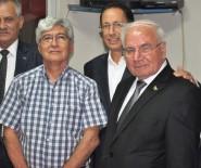 DEVİR TESLİM - DP Ödemiş'te Yeni Başkan Mutahhar Ateş