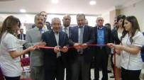 FREKANS - Erciş'te Güzellik Merkezi Açıldı