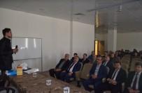 HEDEF 2023 - Erzurum GHSİM Personeline İş Sağlığı Güvenliği Eğitimi Verildi