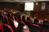 MECLIS BAŞKANı - FETÖ Tartışmaları, ATO'yu Basın Mensuplarına Kapattı
