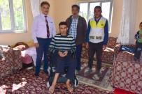 HALUK ALICIK - Genç Adamın Hayatını Değiştirecek Destek Nazilli Belediyesi'nden Geldi