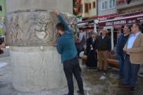 AY YıLDıZ - Görele'ye Yeni Atatürk Anıtı