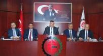 MECLIS BAŞKANı - GTO Eylül Meclisi Yapıldı