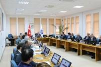 İŞ DÜNYASI - İşletme Fakültesi Danışma Kurulu Toplantısı Yapıldı