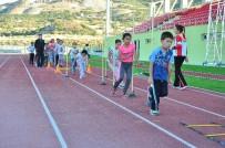 GEVREK - Isparta'ya Uluslararası Standartlara Uygun Atletizm Sahası