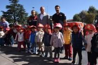 İTFAİYE MÜDÜRÜ - İtfaiye Haftası Etkinliklerle Kutlandı