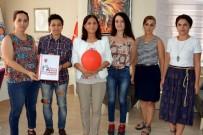 SİVİL TOPLUM - Kadın Platformu'ndan, Eş Başkan Mutlu'ya Ziyaret