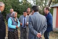 SOSYAL YARDıMLAŞMA VE DAYANıŞMA VAKFı - Kaymakam Çetin'den Engelli Kadına Ziyaret