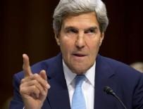 JOHN KERRY - Kerry, Rusya'yı uyardı