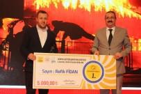 KONFERANS - Konya İtfaiyesi Basın Ödüllerinde Birincilik Ödülü İHA'nın