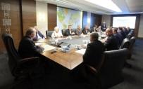 ZÜLKIF DAĞLı - Koordinasyon Toplantısında Düzce Masaya Yatırıldı
