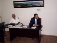 TAHIR ŞAHIN - Köylere Hizmet Götürme Birliği Toplantısı Yapıldı