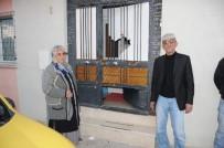 KAMERA - Mahallede Bıçaklı Ve Baltalı Saldırgan Kabusu