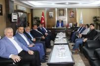 MEHMET GELDİ - Milletvekili Geldi'den Başkan Memiş'e Ziyaret