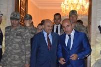 FIRAT KALKANI - Milli Savunma Bakanı Fikri Işık, Valiliği Ziyaret Etti