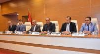 MECLIS BAŞKANı - MTSO Eylül Ayı Meclis Toplantısı Yapıldı