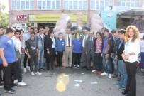 GÖNÜL ELÇİLERİ - Öğrencilere Sigara Uyarısı