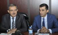 REKTÖR - Rektör Şahin, Akademik Kurul Toplantısı'na Katıldı