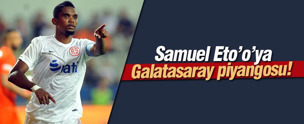 Samuel Eto'o'ya af çıktı