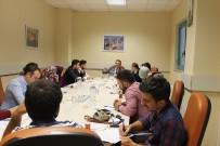 TOPLU TAŞIMA - Samulaş, OMÜ Öğrenci Konseyi İle Bir Araya Geldi
