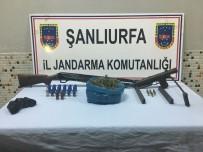 UYUŞTURUCU OPERASYONU - Şanlıurfa'da Uyuşturucu Operasyonu