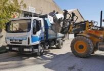 ÇALIŞMA SAATLERİ - Suruç'a Bir Destek De Haliliye Belediyesi'nden