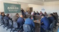 BİTLİS - TATSO'dan ASKON'a Ziyareti