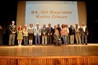 CUMHURİYET HALK PARTİSİ - Tepebaşı'nda 84. Dil Bayramı Kutlaması