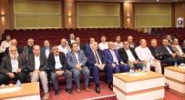 SEÇİM SÜRECİ - TSO Meclisinde FETÖ Tartışması