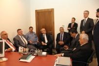 METIN ÇELIK - Türk Eximbank'tan GAİB'e Çıkarma