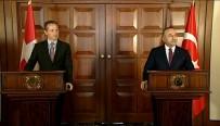 FIRAT KALKANI - Türkiye-Danimarka İlişkileri Güçlendirilecek